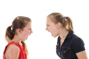 Krach unter Schwestern