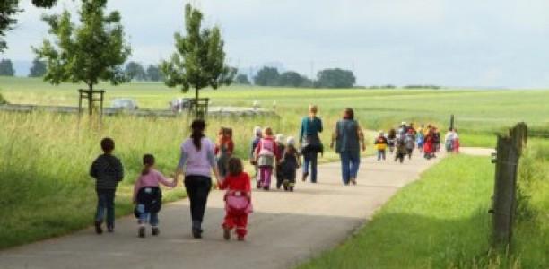 Waldkindergarten- ist das der richtige Kindergarten für mein Kind