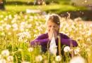 Allergien bei Kindern im Vormarsch