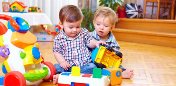 Ordnung im Kinderzimmer, ist das wirklich schwer?