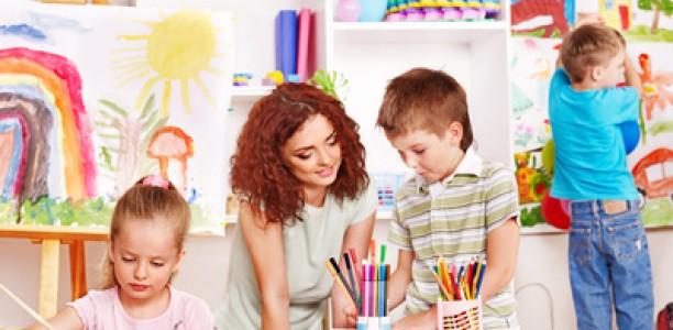 Wie kann ich mein Kind schon im Kindergarten fördern?