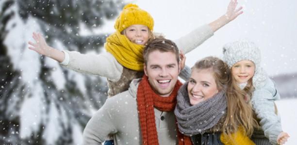 Ein perfekter Familientag