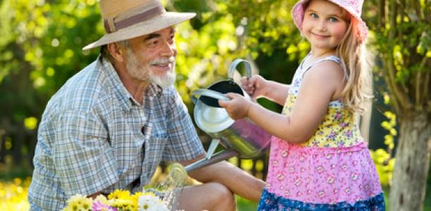Kinder und das Gärtnern – Welche Pflanzen eignen sich am besten?