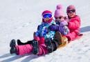 Kinder gut ausgerüstet durch den Winter