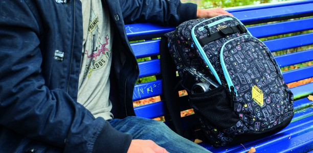 Nitro Backpacks – Helden des Alltags