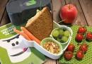 Gesund ins neue Jahr starten mit der Coocazoo Pausenbrot Challenge