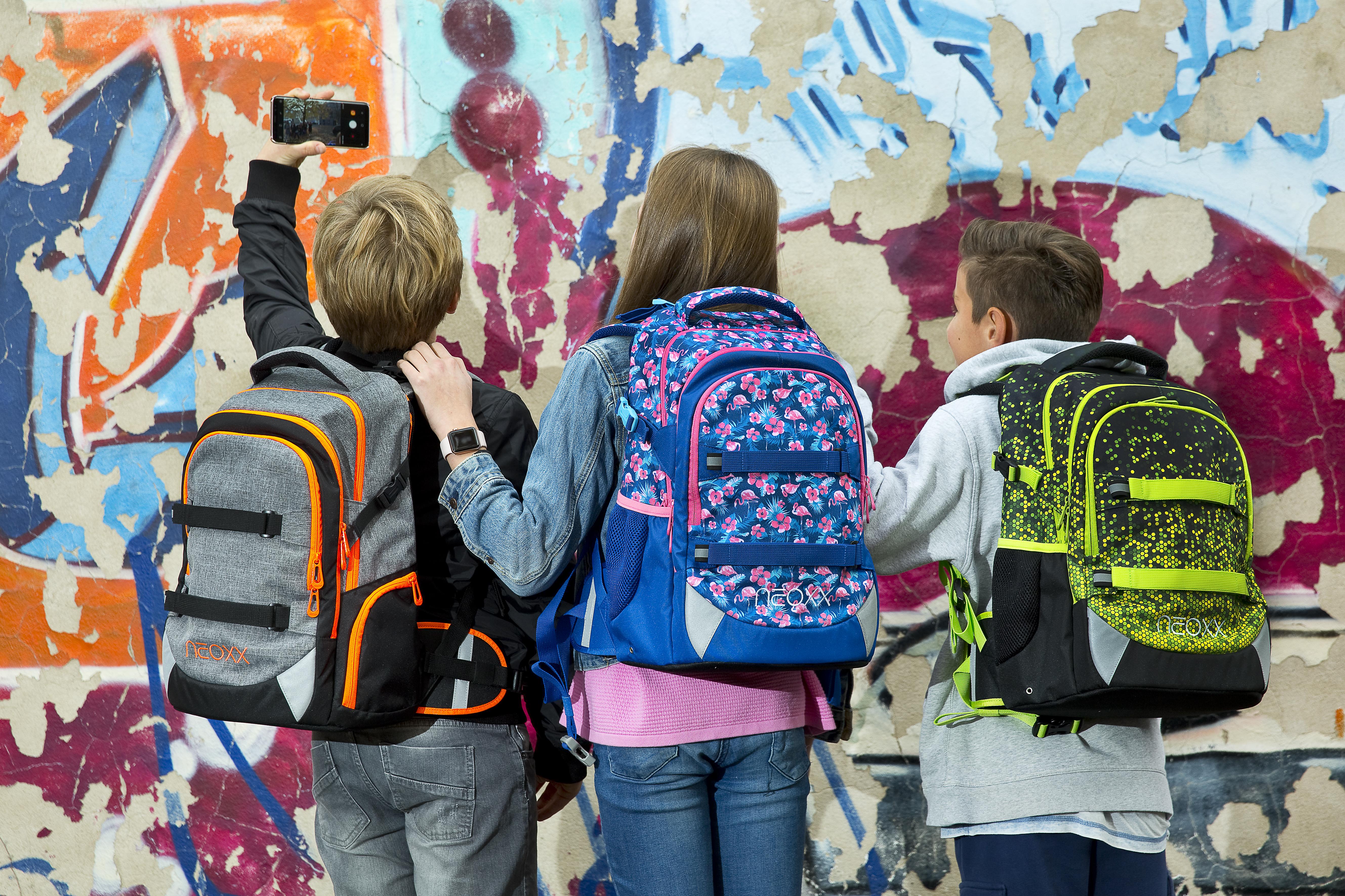 dbeffbb1893c9 neoxx – die neue Schulrucksack-Marke für die weiterführende Schule ...